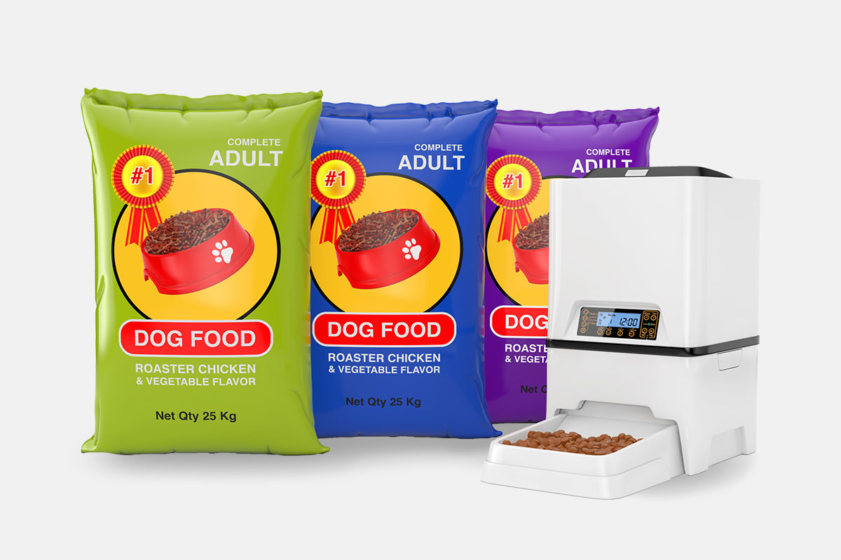 AI meets pet products